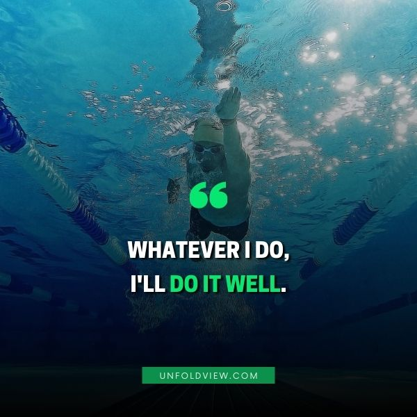 I do it well quotes