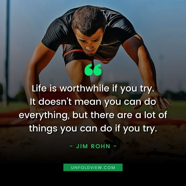 give a try quotes jim rohn