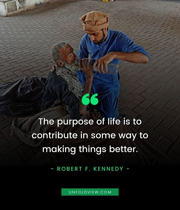 purpose of life quotes robert f. kennedy
