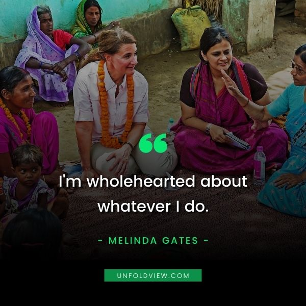 wholehearted quotes melinda gates