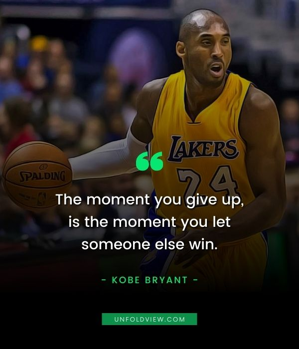 give up quotes kobe bryant