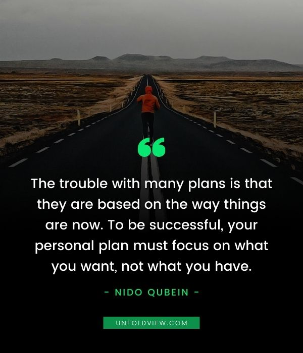 focus on what you want quotes nido qubein