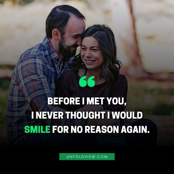 before I met you love quotes