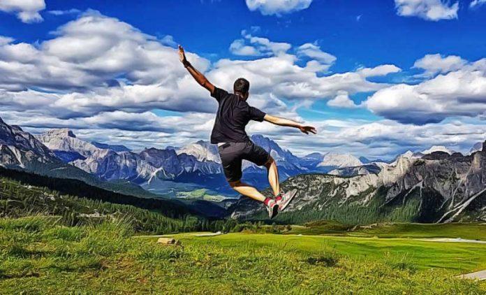 men jump happy quotes list