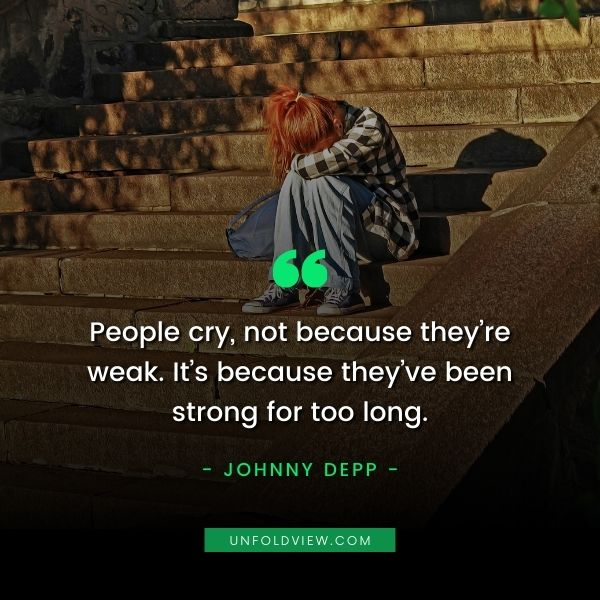 people cry sad quotes